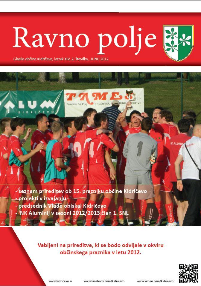 naslovnica junij 2012