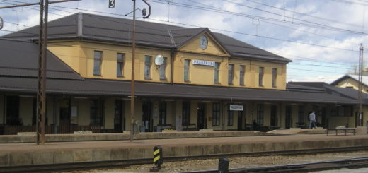 Pragersko-train station